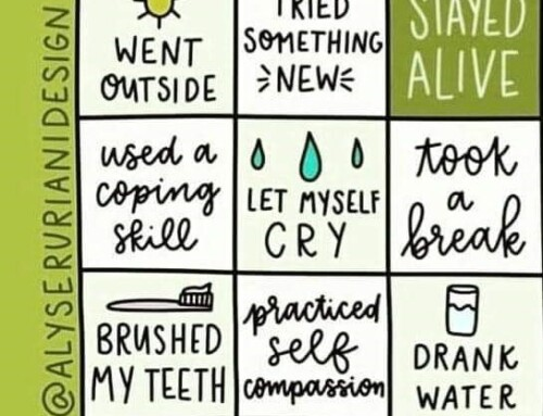 Self-Care: It Isn't Selfish